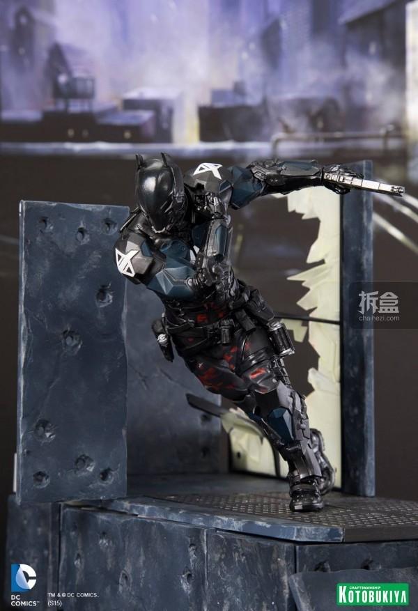 kotobukiya-Arkham Knight-artfx-005