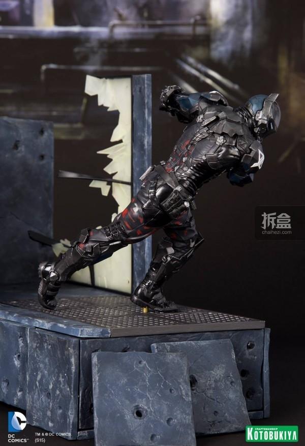 kotobukiya-Arkham Knight-artfx-006