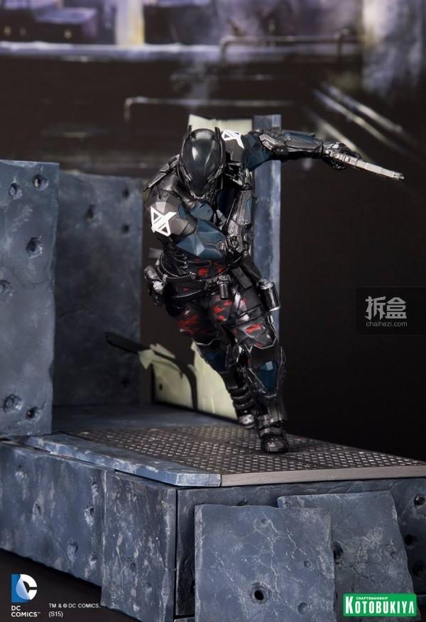 kotobukiya-Arkham Knight-artfx-007