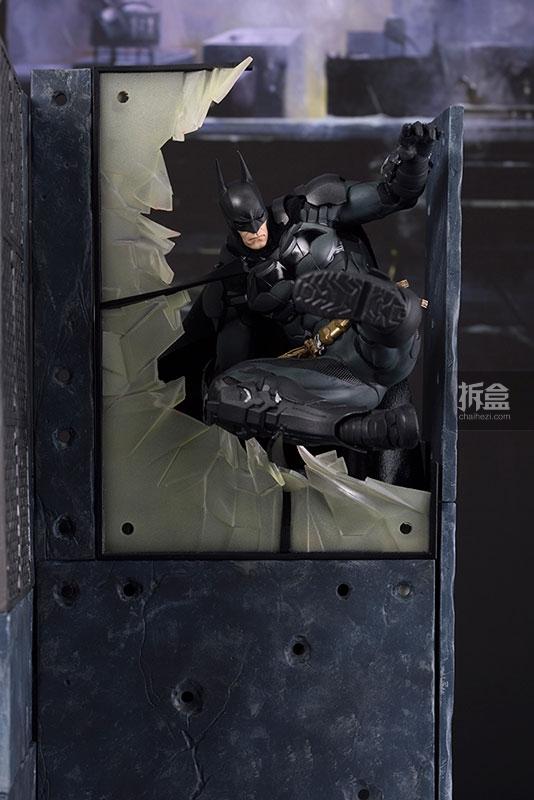 kotobukiya-Arkham Knight-artfx-batman (10)