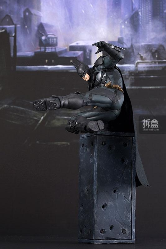 kotobukiya-Arkham Knight-artfx-batman (16)