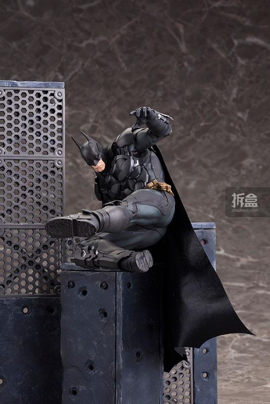 kotobukiya-Arkham Knight-artfx-batman (28)
