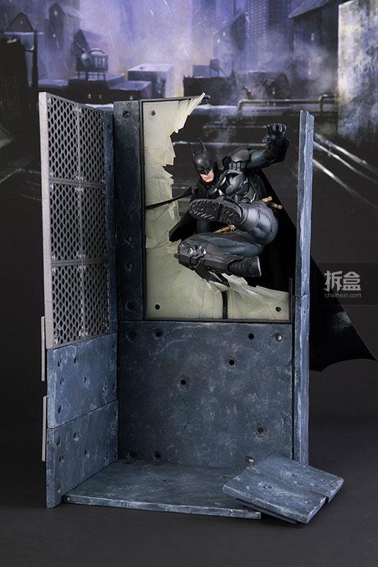 kotobukiya-Arkham Knight-artfx-batman (3)
