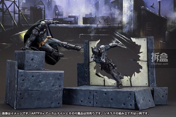 kotobukiya-Arkham Knight-artfx-batman (32)