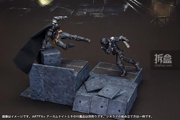 kotobukiya-Arkham Knight-artfx-batman (34)