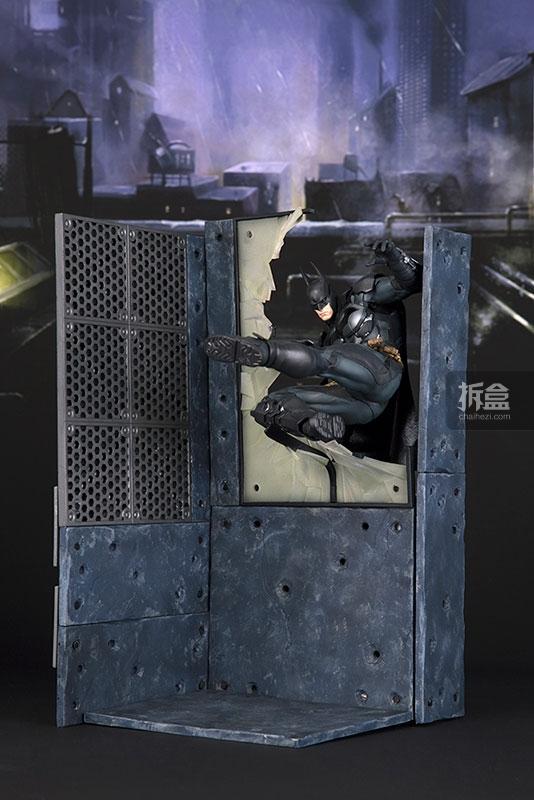 kotobukiya-Arkham Knight-artfx-batman (6)