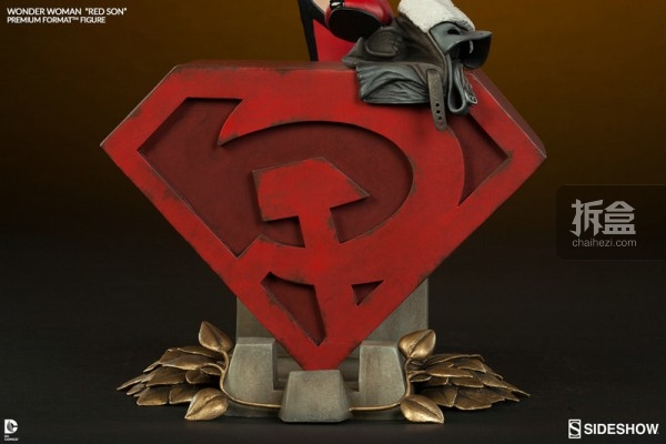 sideshow-Wonder Woman-Red Son-PF(10)