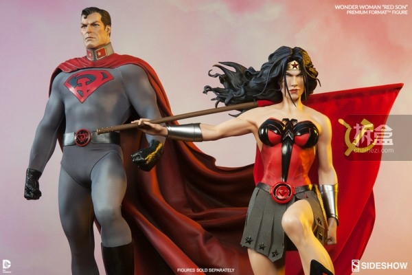sideshow-Wonder Woman-Red Son-PF(11)