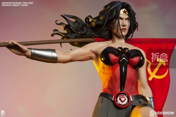sideshow-Wonder Woman-Red Son-PF(2)