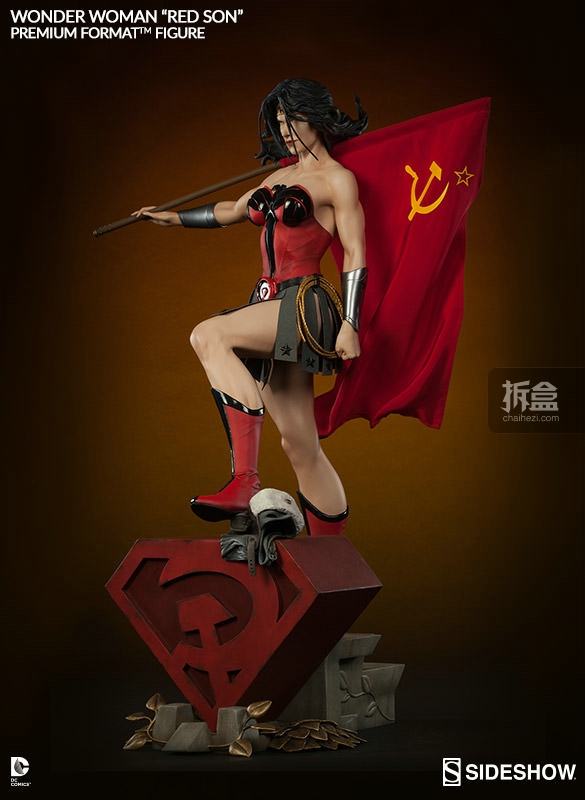 sideshow-Wonder Woman-Red Son-PF(4)
