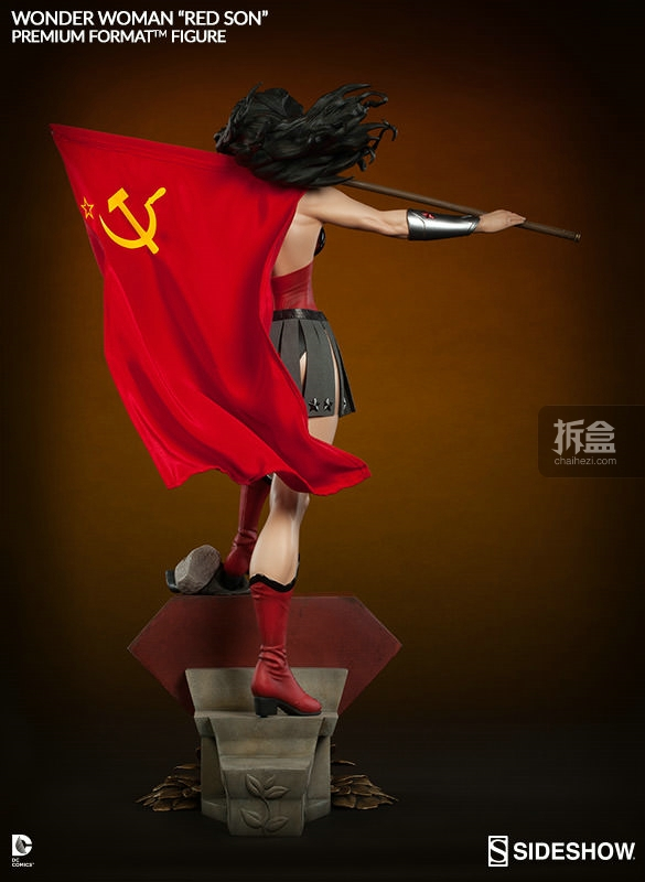 sideshow-Wonder Woman-Red Son-PF(5)