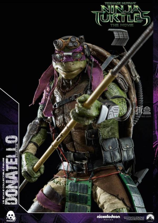 threezero-TMNT Raphael and Donatello-001