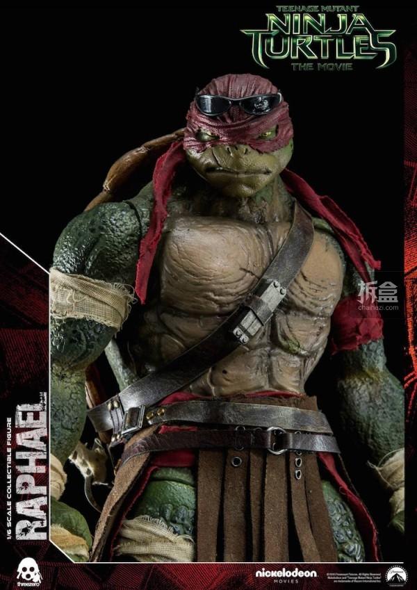 threezero-TMNT Raphael and Donatello-003