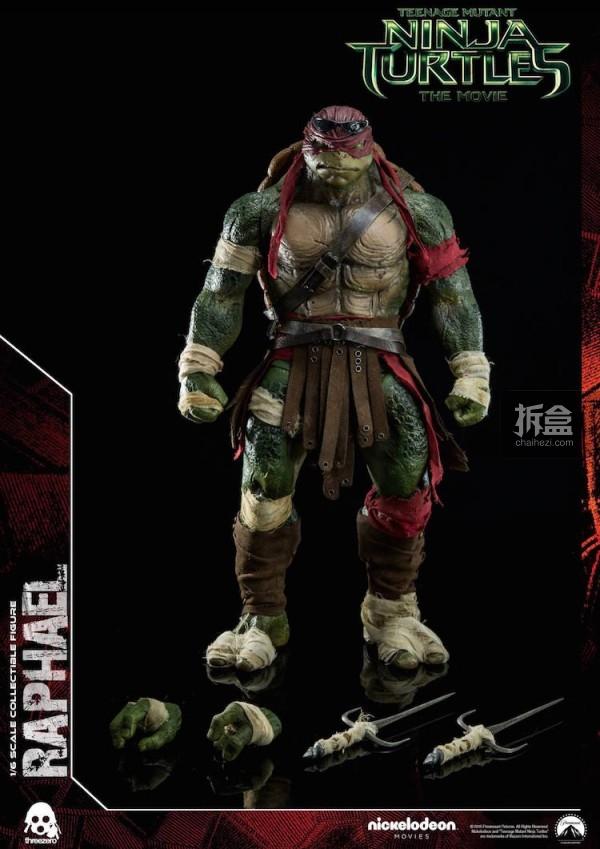 threezero-TMNT Raphael and Donatello-004