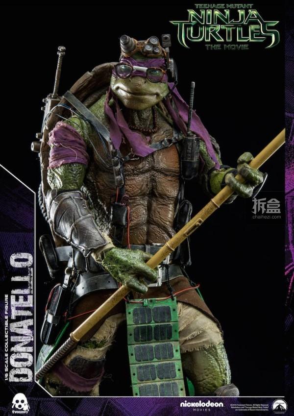 threezero-TMNT Raphael and Donatello-005
