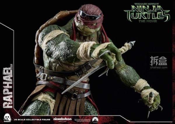 threezero-TMNT Raphael and Donatello-007