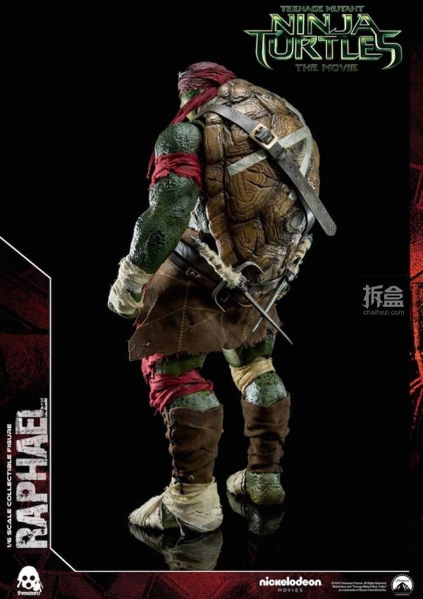 threezero-TMNT Raphael and Donatello-010