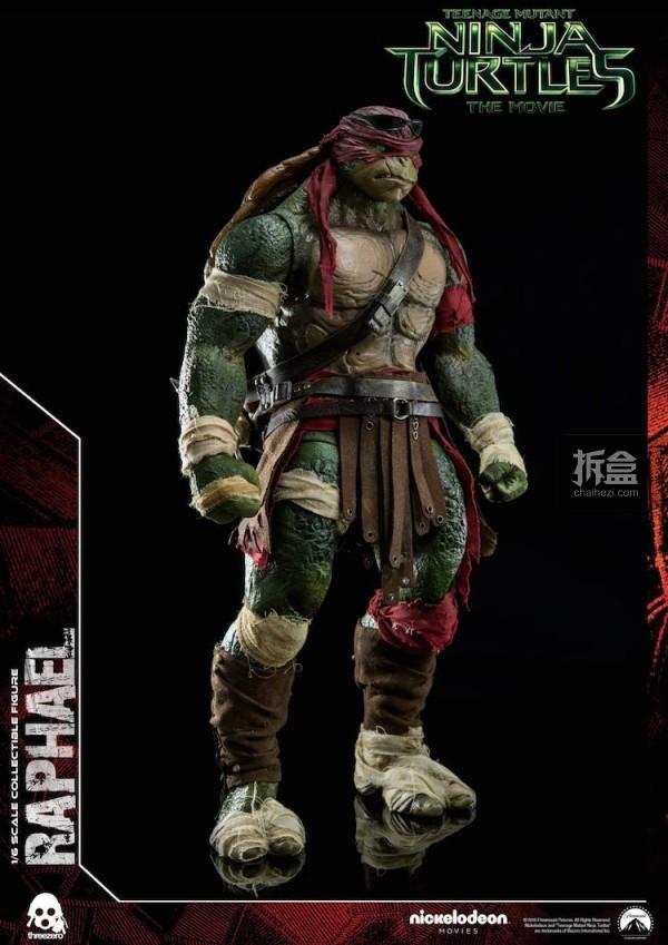 threezero-TMNT Raphael and Donatello-012