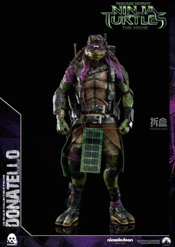 threezero-TMNT Raphael and Donatello-015