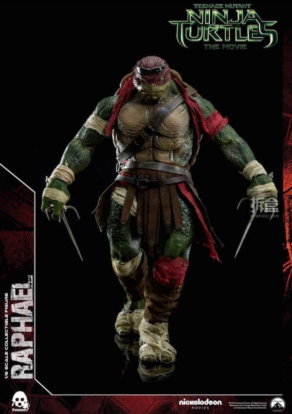 threezero-TMNT Raphael and Donatello-016