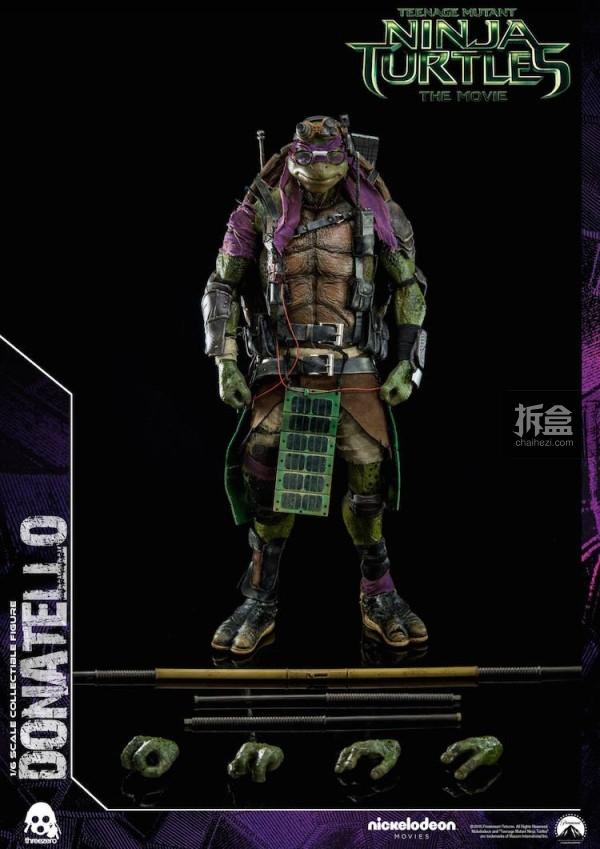 threezero-TMNT Raphael and Donatello-017