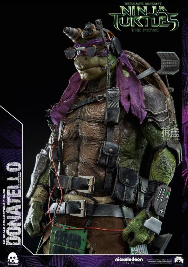 threezero-TMNT Raphael and Donatello-018