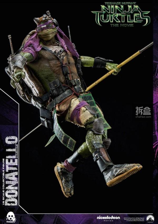 threezero-TMNT Raphael and Donatello-025