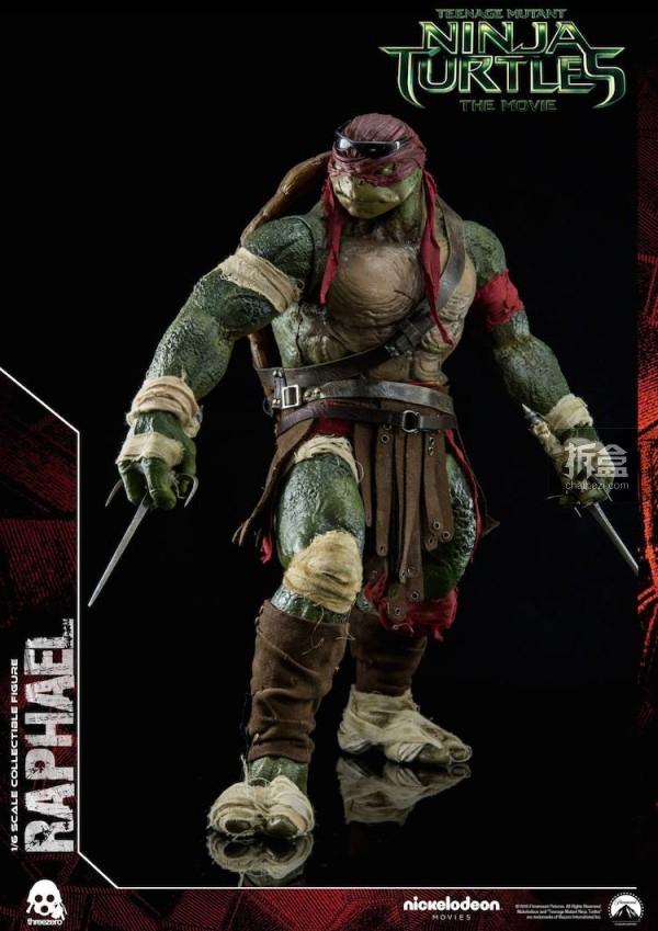 threezero-TMNT Raphael and Donatello-029