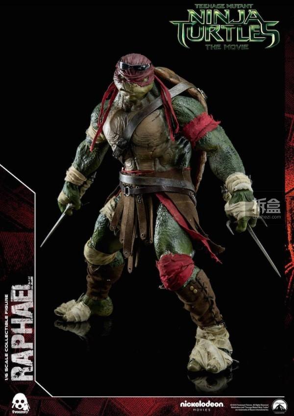 threezero-TMNT Raphael and Donatello-030