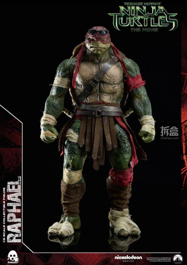 threezero-TMNT Raphael and Donatello-033