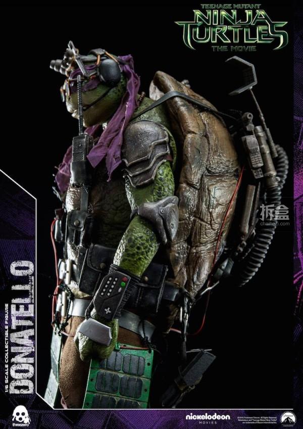 threezero-TMNT Raphael and Donatello-034