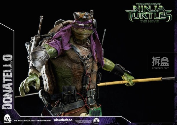 threezero-TMNT Raphael and Donatello-036