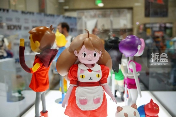 Frederator Studios x 3A 碧与汪喵 Bee and PuppyCat