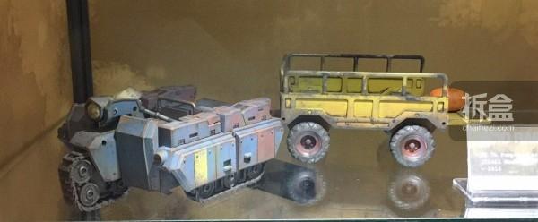 南瓜车 FB 7A Pumpkin Carriage (Civil Machines)