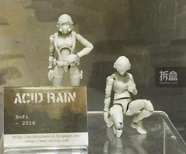 酸雨战争首个女性角色:Sofi