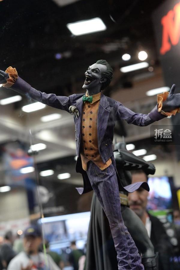 《阿卡汉姆疯人院》小丑PF系列雕像