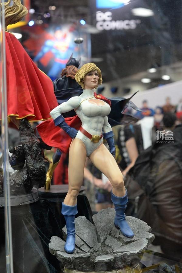 神力女超人/Power Girl PF全身像