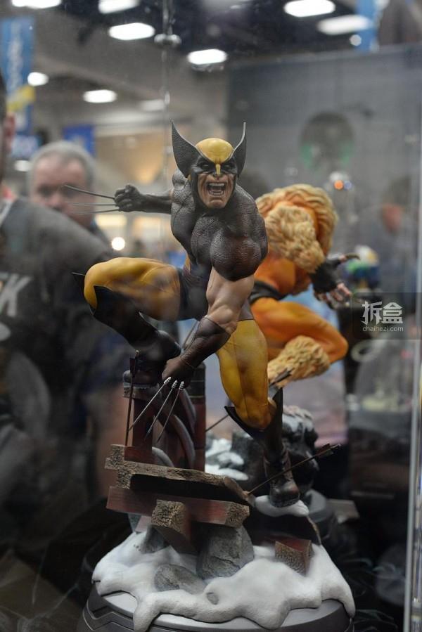 金刚狼棕色版Wolverine-Brown Costume PF系列雕像