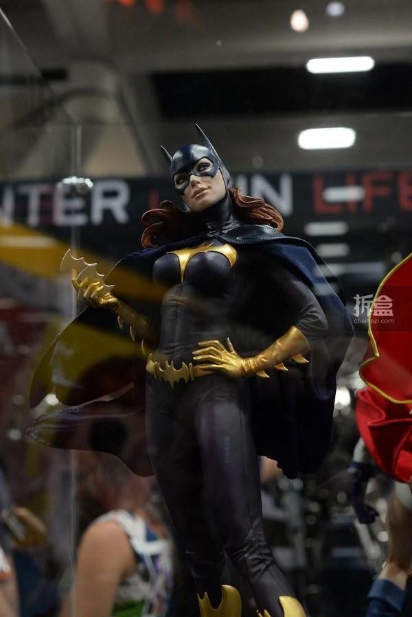 Sideshow蝙蝠女孩(Batgirl)PF系列雕像