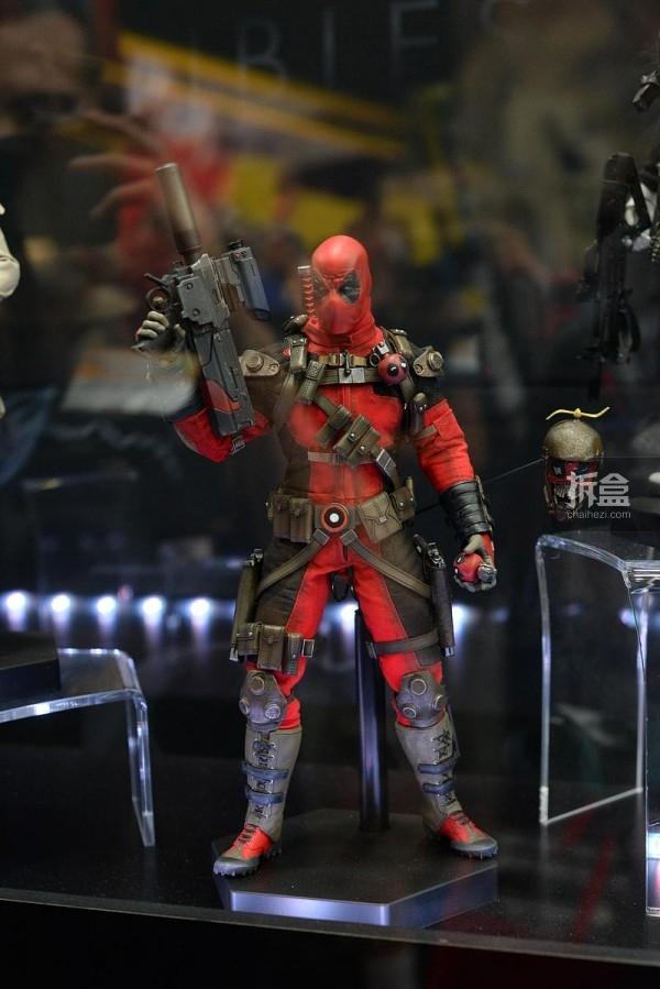 1/6 死侍 Deadpool
