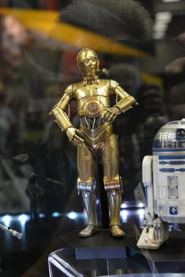《星球大战》1:6 C-3PO