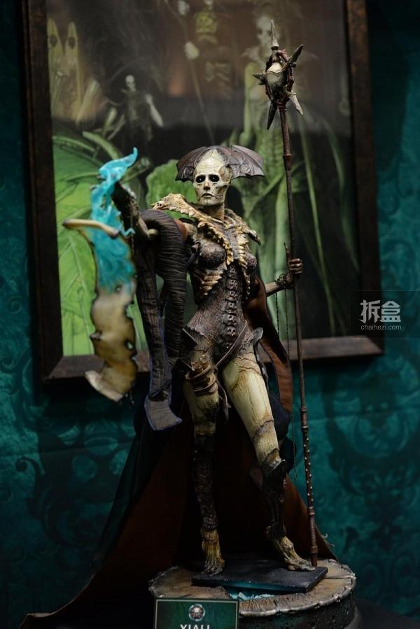 「死亡法庭」女武神-KIER瓦尔基里PF系列雕像