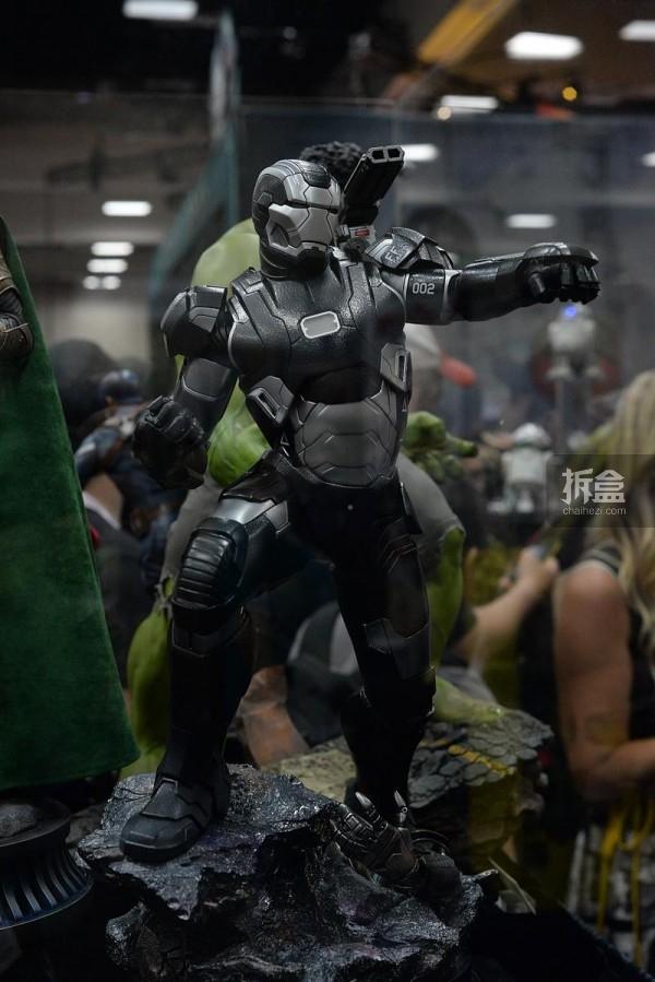 《复仇者联盟2》战争机器MK2 1/4全身像