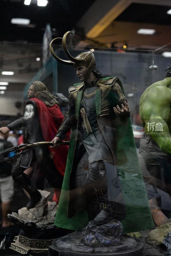 新品:复仇者联盟 LOKI PF雕像