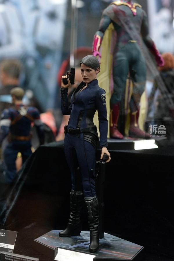 《复仇者联盟2:奥创纪元》玛丽亚·希尔特工 Maria Hill