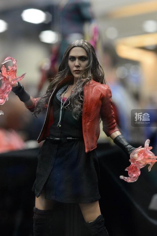 《复仇者联盟2:奥创纪元》绯红女巫 Scarlet Witch