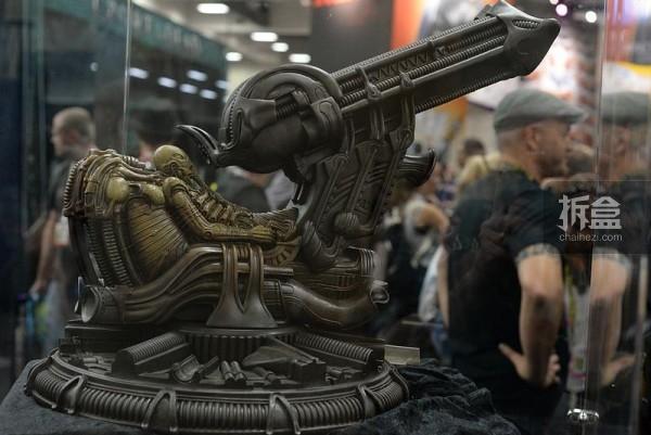《异形》太空骑师Alien Space Jockey雕像