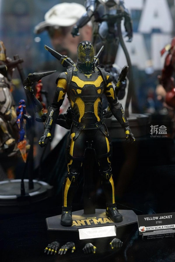 《蚁人》黄衫侠/黄色胡峰 Yellow Jacket