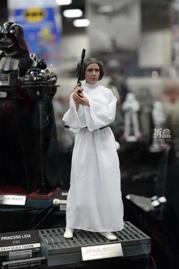 《星球大战4:新希望》莉亚公主 Princess Leia