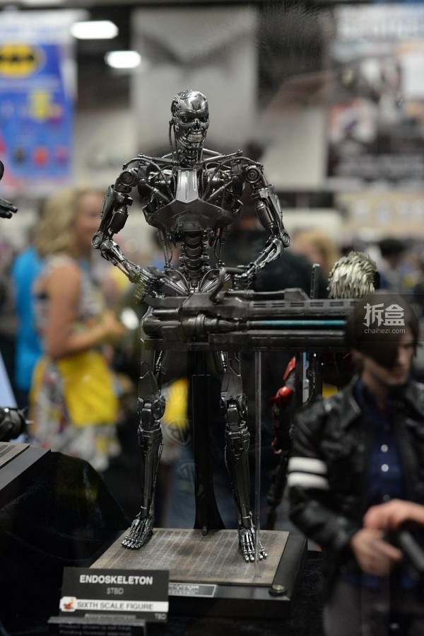 《终结者5:创世纪》新骨架